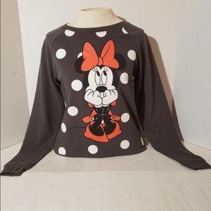 Disney Mini Mouse Sweater XS